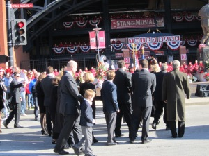 Stan Musial funeral 026