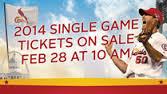 2014 tickets