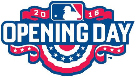 2016 Opening Day Logo