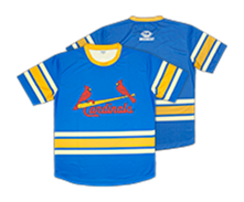 4d2049d34 St. Louis Blues Theme Night: For the third consecutive year, the Cardinals  are teaming up with the St. Louis Blues to help kick off hockey season in  St. ...