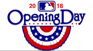 2018 Opening Day